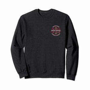 Katie Downs Crewneck Sweatshirt Front